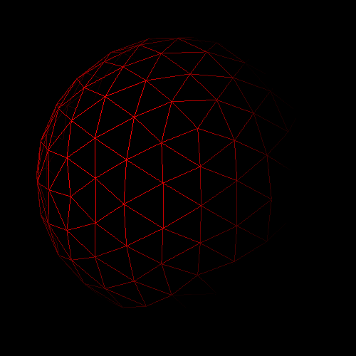 three dimensional web development