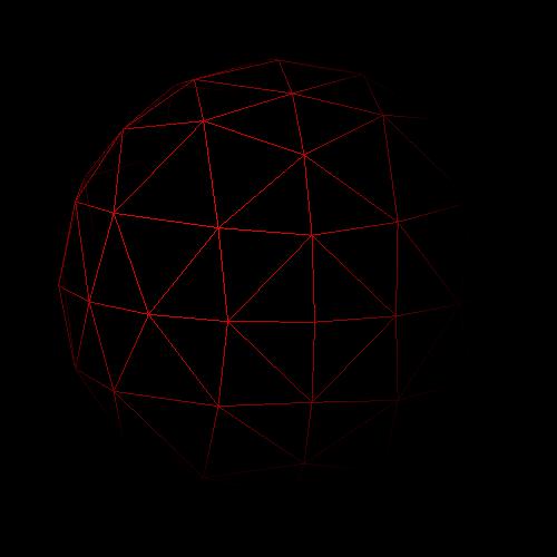 WebGL Geometry Technology