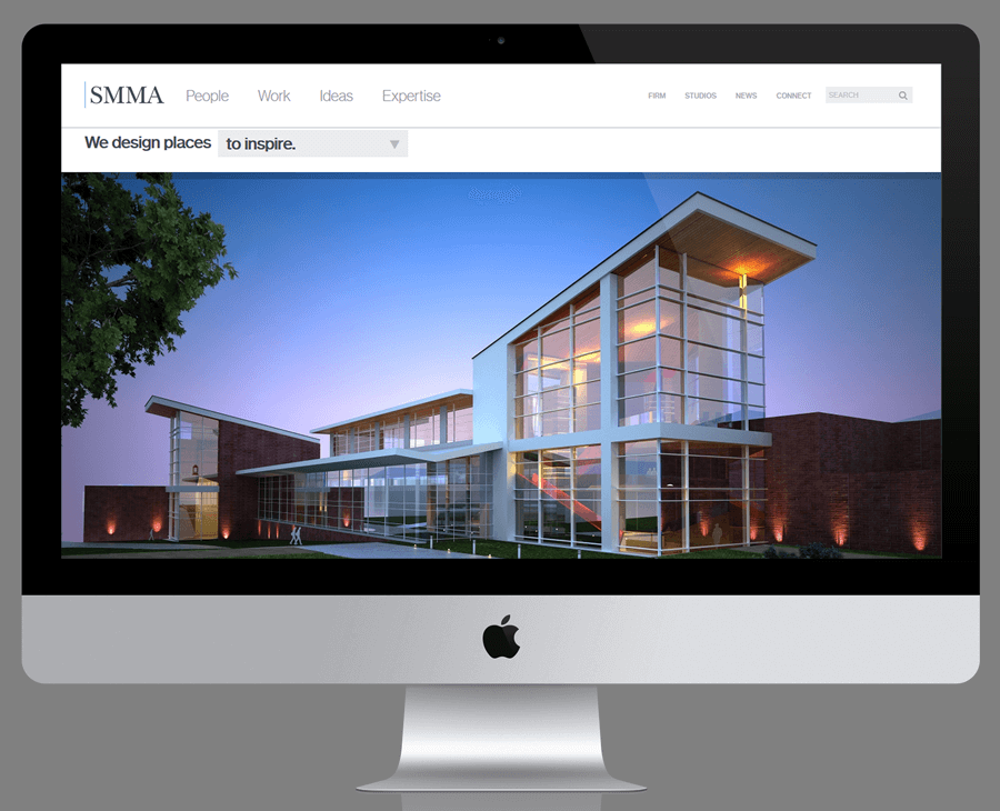 Symmes Maini & McKee Associates (SMMA), Corporate Drupal Web Services Boston