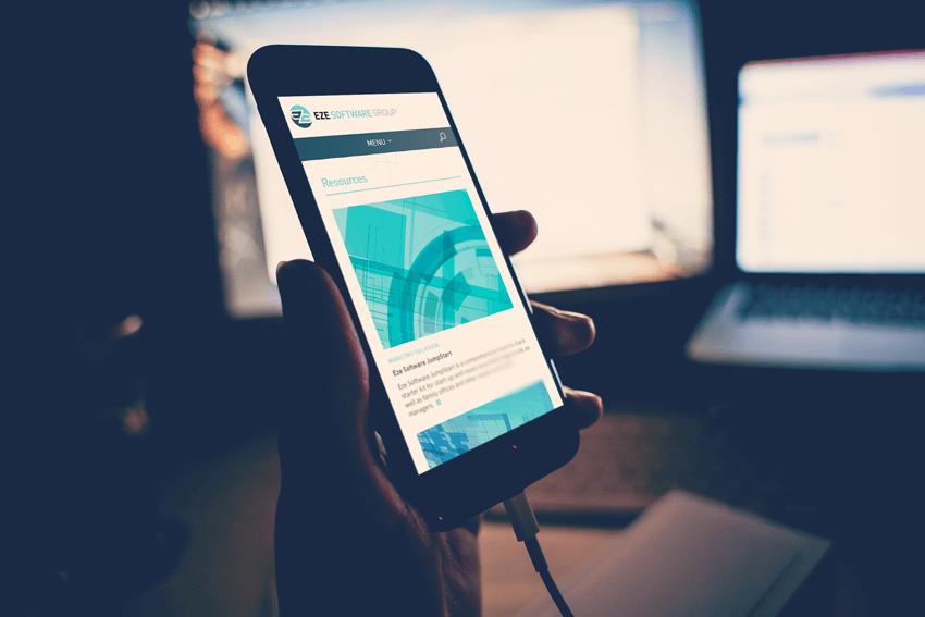 Eze Software, Responsive Web Design Services