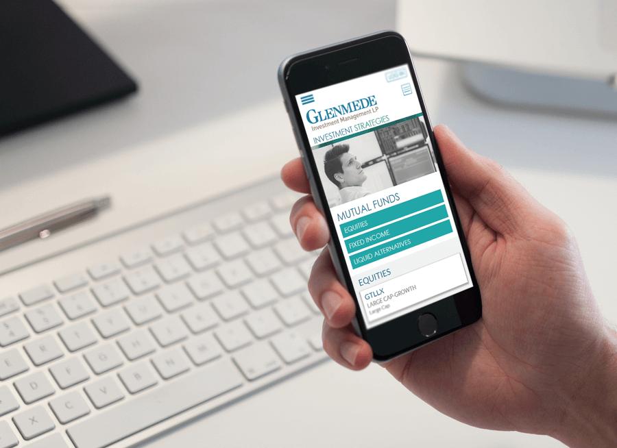 Glendmede Trust Company, Drupal Web Services MA
