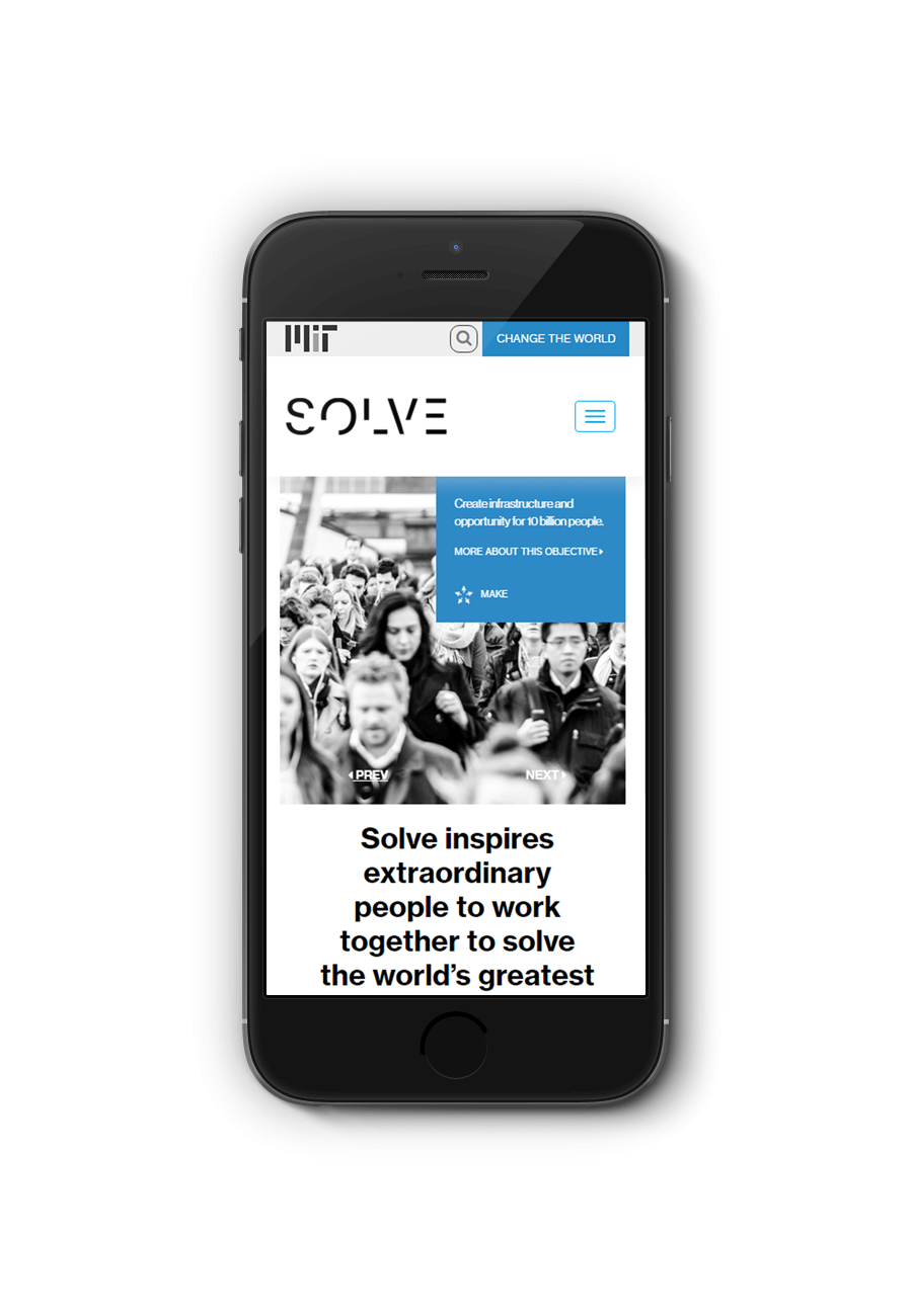 MIT Solve, MA Drupal Services