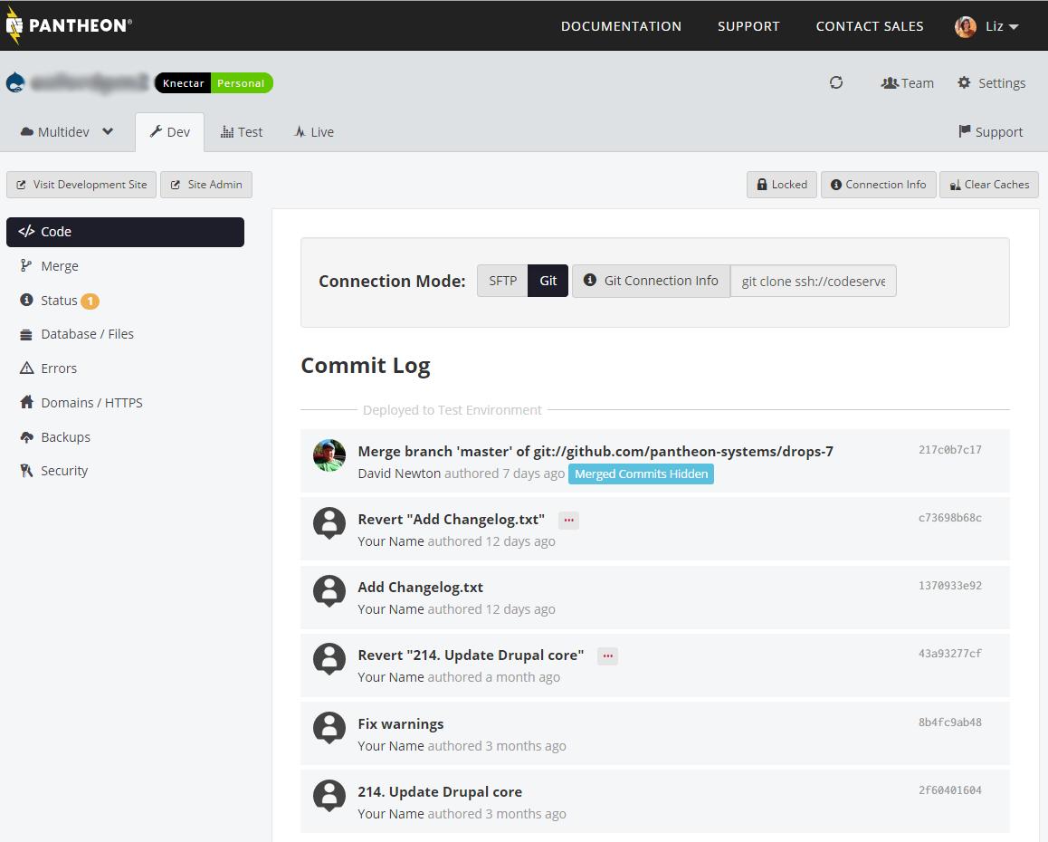 website hosting service | Knectar web hosting
